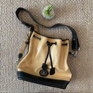 Vintage Dooney & Bourke OG Bucket Bag Purse 90s